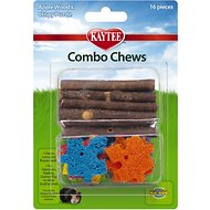 Kaytee Combo Small Animal Chews, 16-count