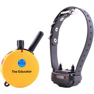 E-Collar Technologies Educator 3/4 Mile Range Remote Dog Training Collar, 1 dog