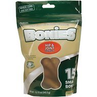 BONIES Hip & Joint Formula Small Dog Treats, 15 count