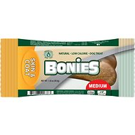 BONIES Skin & Coat Formula Medium Dog Treats, 1 count