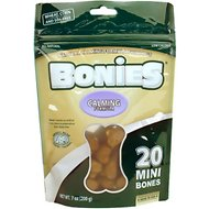 BONIES Calming Formula Mini Dog Treats, 20 count