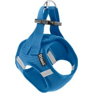 Frisco Small Breed Soft Vest Dog Harness, Blue, 11 - 13 in