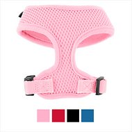 Frisco Soft Mesh Dog Harness, Pink, 9 to 12-in