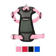 Frisco Padded Front Lead Dog Harness, Pink, 16 to 22-in