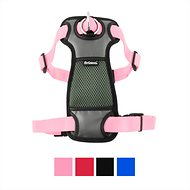 Frisco Padded Front Lead Dog Harness, Pink, 26 - 40 in