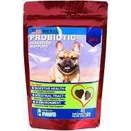 Particular Paws Probiotic Digestive Support Soft Chews Dog Supplement, 65 count