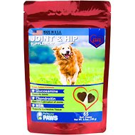 Particular Paws Joint & Hip Soft Chews Dog Supplement, 65 count