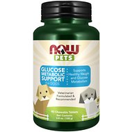 NOW Pets Weight Management Dog Supplement, 90 count