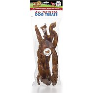 Pet 'n Shape USA Hickory Smoked Black Angus Large Beef Tendon Dog Treats, 5 count