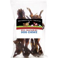 Pet 'n Shape USA Hickory Smoked Black Angus Large Beef Tendon Dog Treats, 12 count