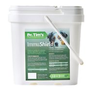 Dr. Tim's ImmuShield Immune & Digestive Powder Dog Supplement, 6.6-lb pail