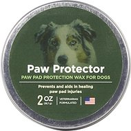 Dr. Tim's Paw Pad Protector Dog Wax, 2-oz tin