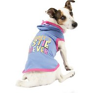 Smoochie Pooch Mommy's Bestie Forever Dog T-Shirt, Large