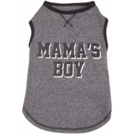 SimplyWag Mama's Boy Dog Tank, Large