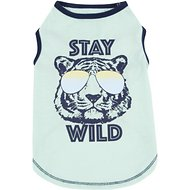 SimplyWag Stay Wild Dog Tank, X-Small