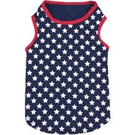 SimplyWag American Stars Dog Tank, Medium