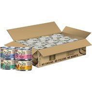 Purina Beyond Grain-Free Pate 4 Flavors Variety Pack Canned Cat Food, 3-oz, case of 24