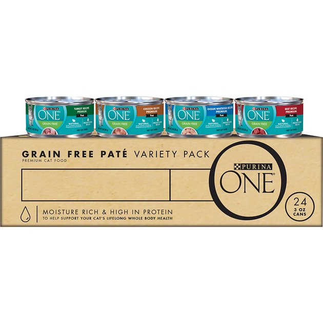 Purina One Grain Free Canned Cat Food