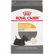 Royal Canin Mini Sensitive Skin Care Adult Small Breed Dry Dog Food, 3-lb bag