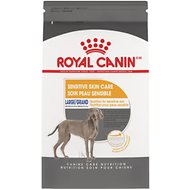 Royal Canin Maxi Sensitive Skin Care Adult Large Breed Dry Dog Food, 30-lb bag