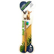 Woobamboo Dog & Cat Toothbrush, Small