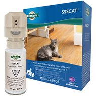 PetSafe SSSCAT Deterrent Cat Spray, 3.89-oz bottle