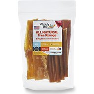 Wyldlife Pets Bully Stick & Beef Tendon Mix Dog Treats, 15 count