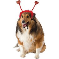 Rubie's Costume Company Red Heart Dog & Cat Boppers, Small/Medium
