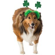 Rubie's Costume Company St. Patrick's Day Dog & Cat Shamrock Boppers, Small/Medium