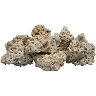 Nature's Ocean Natural Coral Aquarium Base Rock, 40-lb box