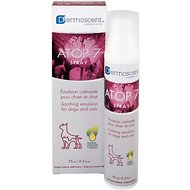 Dermoscent Atop 7 Anti-Itch Skin Soothing Dog & Cat Spray, 2.54-oz bottle