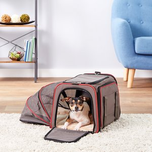 Petsfit Double Sided Expandable Dog & Cat Carrier Bag