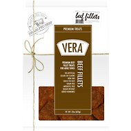 VERA Premium Beef Recipe Jerky Fillet Dog Treats, 22-oz bag