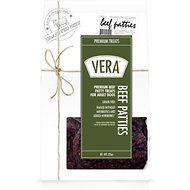 VERA Premium Beef Patties Dog Treats, 22-oz bag