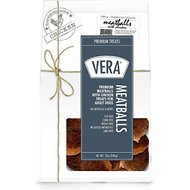 VERA Premium Chicken Meatballs Dog Treats, 12-oz bag