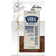 VERA Joint Care Premium Chicken Fillet Dog Treats, 22-oz bag