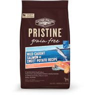 Castor & Pollux PRISTINE Grain-Free Wild-Caught Salmon & Chickpea Recipe Dry Dog Food, 18-lb bag