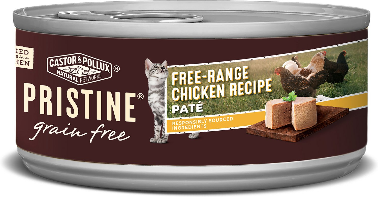 Castor And Pollux Pristine Grain Free Dog Food Reviews