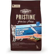 Castor & Pollux PRISTINE Grain-Free Wild-Caught Salmon Recipe Dry Cat Food, 6-lb bag