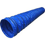 Cool Runners Agility Lightweight PVC Dog Training Tunnel, 15-ft