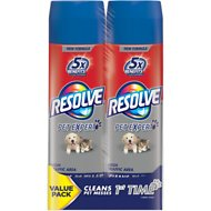 Resolve Pet Expert High Traffic Area Carpet Foam Cleaner, 22-oz bottle, pack of 2