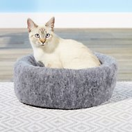 K.T. Manufacturing Kuddle Kup Cat Bed, Charcoal