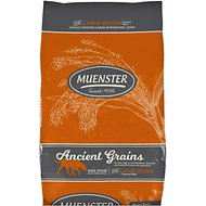 Muenster Ancient Grains Large Breed Chicken Dry Dog Food, 30-lb bag