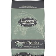 Muenster Ancient Grains Chicken Dry Dog Food, 30-lb bag