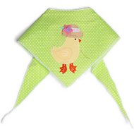 Tail Trends Easter Chick Dog Bandana, Large