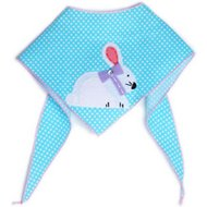 Tail Trends Easter Bunny Dog Bandana, Medium