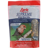 Lyric Supreme Wild Bird Food Mix, 4.5-lb bag