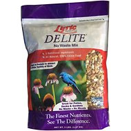 Lyric Delite High Protein No Waste Wild Bird Food Mix, 5-lb bag