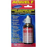 Acurel F Aquarium Water Clarifier, 50-mL bottle