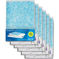 ScoopFree Premium Scented Non-Clumping Crystal Cat Litter, 6 count